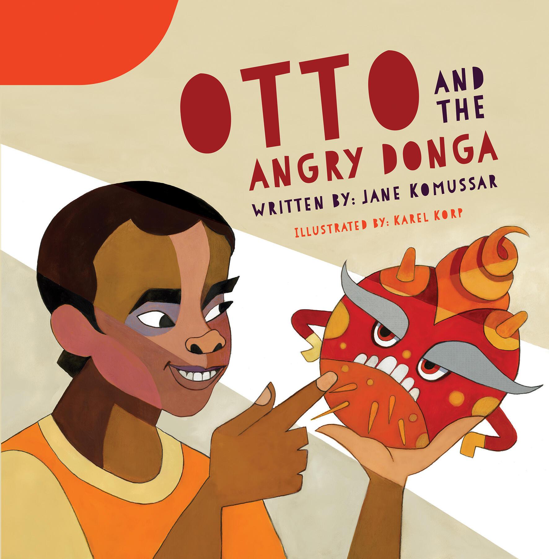 Otto & The Angry Donga